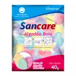 Algodão Bola Sancare Colorido 40g
