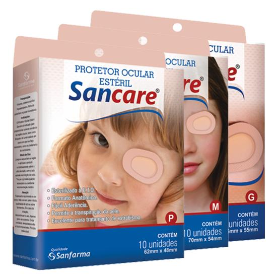 Protetores Ocular Sancare