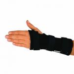 Tala para Punho com Dedos Livres - Aplicação